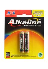 Battery Alkaline Aaa/Lr03/2'S