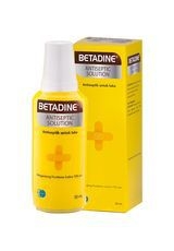 Betadine Solution  Btl 30Ml