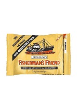 Fisherman's,Candy Anniseed Kuning 25G Sct