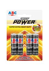 Battery Super Power R6/4'S