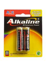 Battery Alkaline Aa-Lr6/2'S
