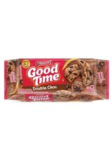 Good Time,Cookies Chocochips Double Choc 80G Pck