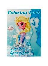 Coloring Book Carakter