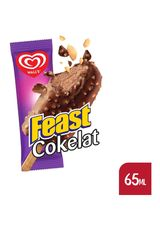 Wall's,Ice Cream Feast Chocolate 65Ml Pcs