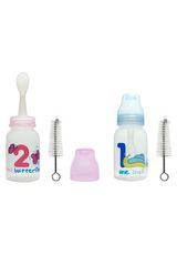 WEANING BOTTLE WITH SPOON