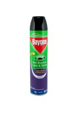 Baygon,Insectisida Spray Anti Kecoa Lavender 600Ml Klg