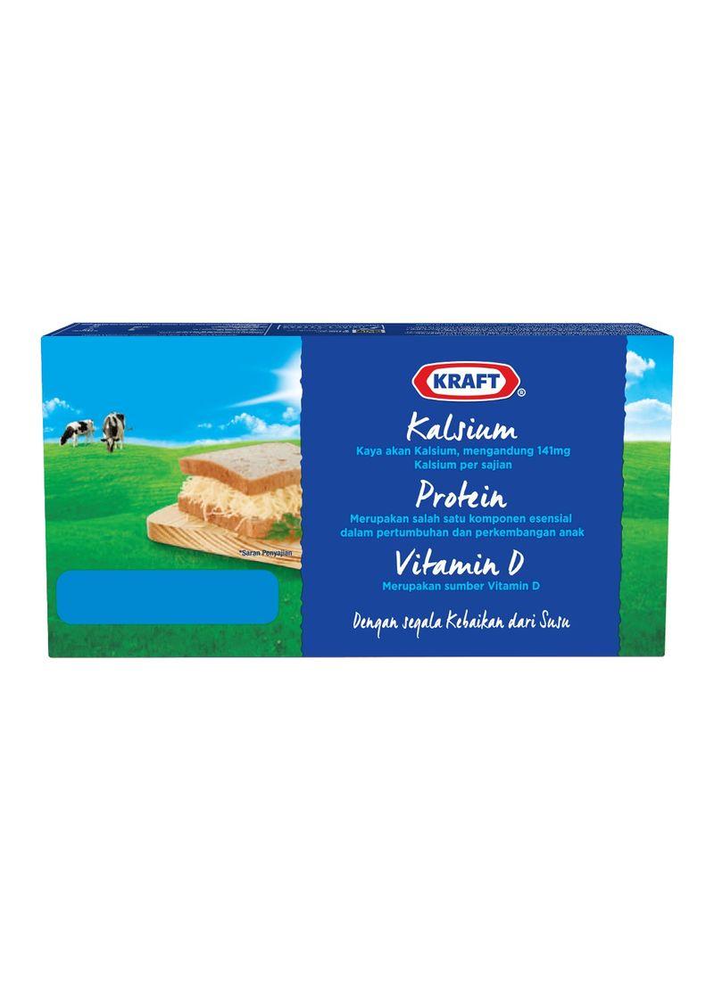 Kraft Keju Cheddar Olahan Box 175G   KlikIndomaret