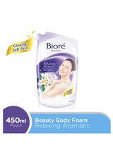 Body Foam Relaxing Aromatic
