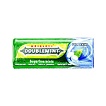 Wrigley's,Sugar Free Candy Doublemint Peppermint 23.8G Klg
