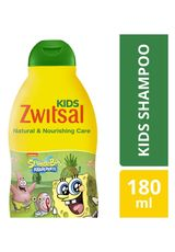 Kids Shampoo Green Natural