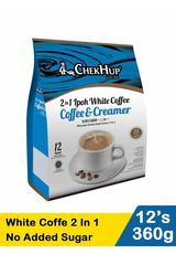 WHITE COFFE 2 IN 1