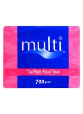 Multi,Facial Tissue Mp-04 Non Perfumed 700G Bag