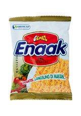 Snack Mie Kering Enaak