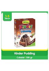 Instant Pudding Toddler