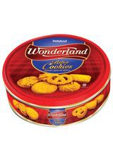 Butter Cookies Wonderland