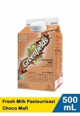 Fresh Milk Pasteurisasi