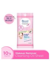 CLEANSING OIL TISSUE 10'S