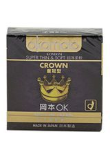 Kondom Crown Super Thin & Soft