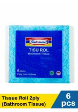 Tissue Roll 2 Ply (6'S)