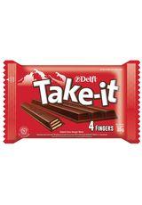 Chocolate Wafer Take-It