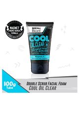 Facial Foam Men's Double Scrub