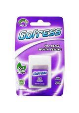 Go Fress,Refreshing Oral Care Strips 24 Grape