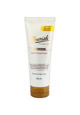 Nourish,Beauty Care Acne Facial Foam  100Ml Tub