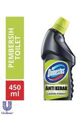 Domestos,Pembersih Toilet Anti Kerak Lemon 450Ml Btl