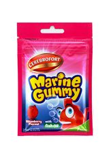 Cerebrofort,Marine Gummy Strawberry 20G Pck