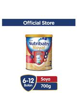 NUTRIBABY ROYAL 2 SOYA
