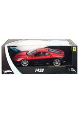 FERRARI RARE F430 RED/BLK