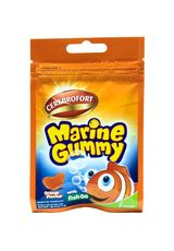 Cerebrofort,Marine Gummy Orange 20G Pck