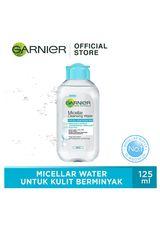 Garnier,Micellar Cleansing Water Blue 125Ml Btl