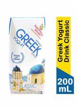 Greek Yogurt Drink