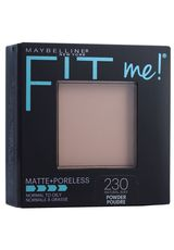 POWDER FIT ME MATTE+PORELESS