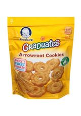 GRADUATES ARROWROOT COOKIES