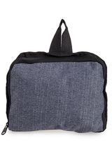 31BD002 BACKPACK GREY SQUARE O