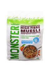HIGH FIBRE MUESLI CEREAL