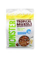 TROPICAL MUESLI CEREAL
