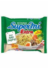 Mie Instant Extra