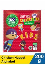 Chicken Nugget Alphabet