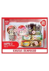 ICE CREAM DELIVERY HAPPY 2 DENPASAR