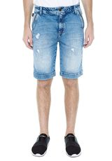 SKYD SHORT PANT BALL WASH-36
