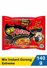 Mie Instant Goreng Extreme