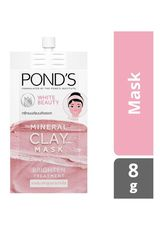 White Beauty Mineral Clay Mask