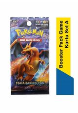 BOOSTER PACK GAME KARTU