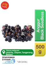 ANGGUR BLACK SEEDLESS
