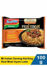Mie Goreng Keriting Real Meat